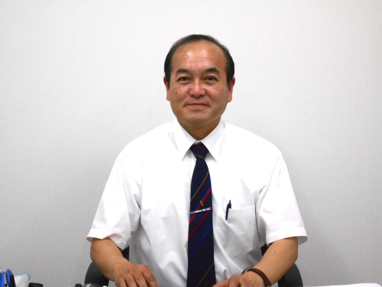 取締役営業部長 兼 所長 笹井稔写真